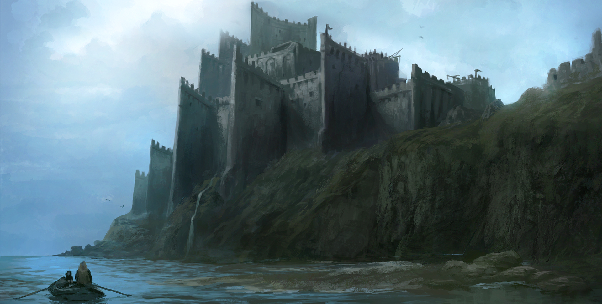 Game of Thrones tour by boat