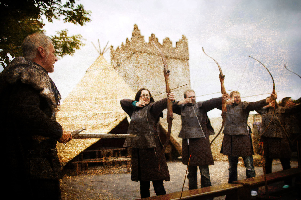 Game Of Thrones Archery Northern Ireland Explore The